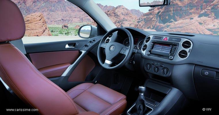 Volkswagen tiguan voiture volkswagen tiguan auto occasion for Interieur tiguan
