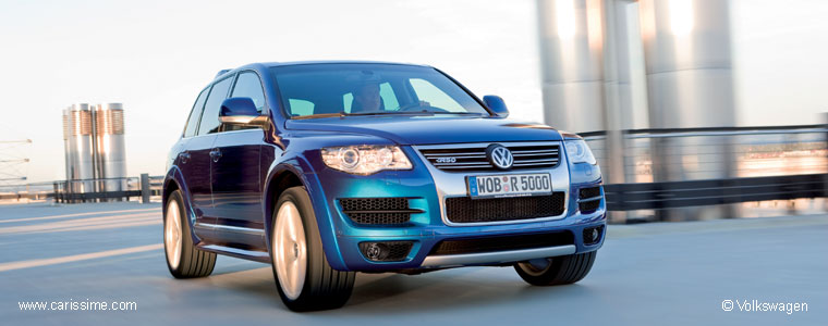 volkswagen touareg r50 voiture volkswagen touareg auto. Black Bedroom Furniture Sets. Home Design Ideas