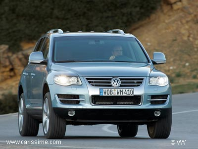 VW Volkswagen Touareg Restylée Occasion