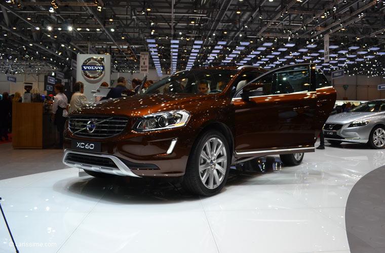 Volvo au salon automobile de gen ve 2013 photos for Salon d auto geneve