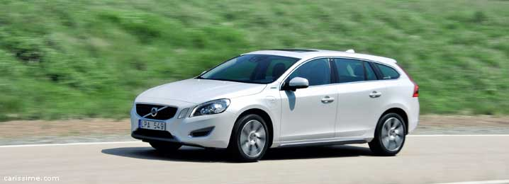 volvo s60 2 v60 2010 carissime l 39 info automobile. Black Bedroom Furniture Sets. Home Design Ideas