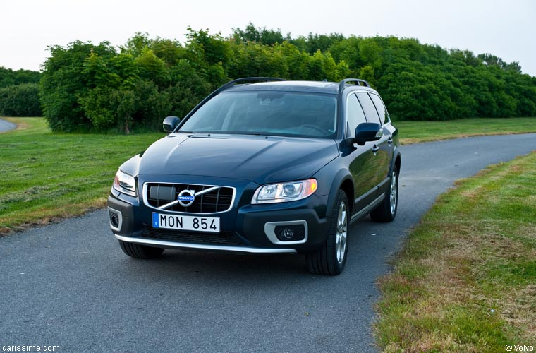 Volvo XC70 3 Break 4x4 de Luxe
