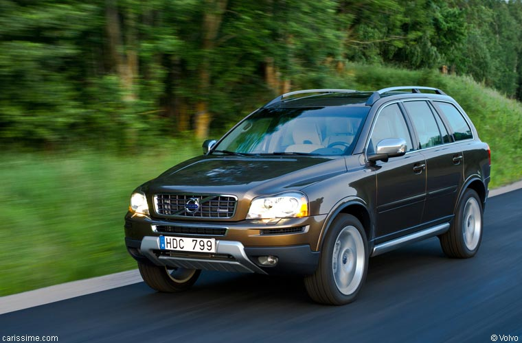 volvo xc90 1 restylage 2006 suv 4x4 de luxe. Black Bedroom Furniture Sets. Home Design Ideas